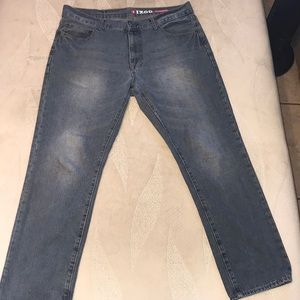 (JEANS) Slim straight fit IZOD Jeans